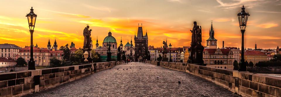 Прага от 10 000 ₽ Вылет 9, 10 и 11 марта из Москвы