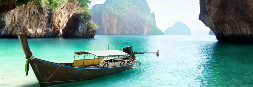 Таиланд от 27 000  Вылет 17 и 26 октября