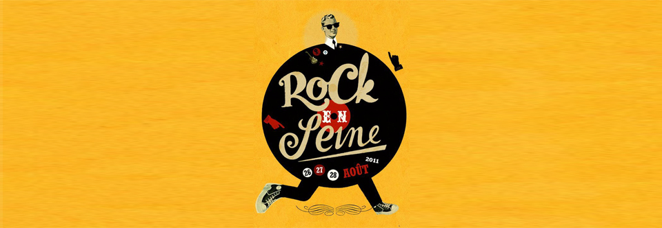 ROCK EN SEINE Франция 26 — 28 августа 2011 года